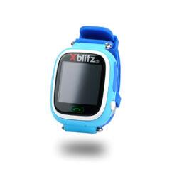 Xblitz LoveMe (gyerekeknek GPS), Okosóra, kék