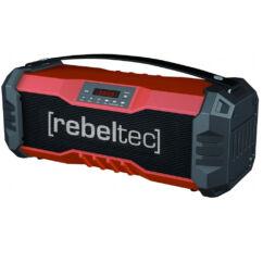 Rebeltec SoundBOX 350, Multimédia Hangszóró, piros