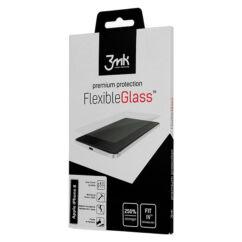 Samsung A405 Galaxy A40, Kijelzővédő fólia (ütésálló) Hybrid-Glass 3MK