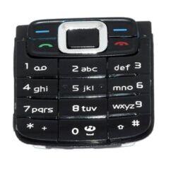 Nokia 3110 Classic, Gombsor (billentyűzet), fekete
