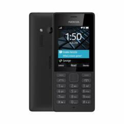 Nokia 150 DualSIM +Domino fix, Mobiltelefon, fekete