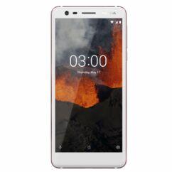 Nokia 3.1 16GB DualSIM, (Kártyafüggetlen 1 év garancia), Mobiltelefon, fehér