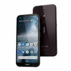 Nokia 4.2 16GB DualSIM, (Kártyafüggetlen 1 év garancia), Mobiltelefon, fekete