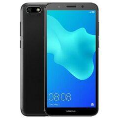 Mobiltelefon, Huawei Y5 2018 DualSim, fekete