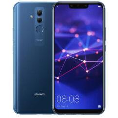 Huawei Mate 20 Lite 64GB DualSIM, (Kártyafüggetlen 1 év garancia), Mobiltelefon, kék