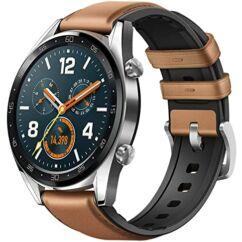 Huawei Watch GT Classic, FTN-B19, Okosóra, barna