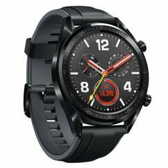 Huawei Watch GT Sport, FTN-B19, Okosóra, fekete