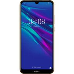Huawei Y6 2019 32GB DualSIM, (Kártyafüggetlen 1 év garancia), Mobiltelefon, fekete