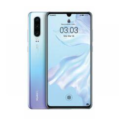 Huawei P30 128GB 6GB RAM DualSIM, Mobiltelefon, kék-lila