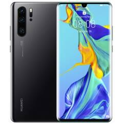 Huawei P30 Pro 128GB DualSIM, (Kártyafüggetlen 1 év garancia), Mobiltelefon, fekete