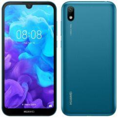 Huawei Y5 2019 16GB DualSIM, (Kártyafüggetlen), Mobiltelefon, saphire blue