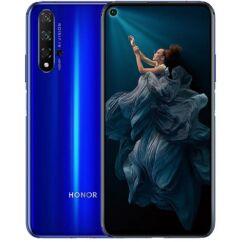 Huawei Honor 20 128GB 6GB Ram DualSIM, (Kártyafüggetlen 1 év garancia), Mobiltelefon, zafir kék