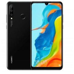 Huawei P30 Lite 2020 256GB 6GB RAM DualSIM, (Kártyafüggetlen 1 év garancia), Mobiltelefon, fekete
