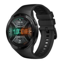 Huawei Watch GT 2E Sport 42mm, Okosóra, fekete
