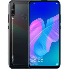 Huawei P40 Lite E 64GB 4GB RAM DualSIM, (Kártyafüggetlen 1 év garancia), Mobiltelefon, fekete