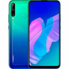 Huawei P40 Lite E 64GB 4GB RAM DualSIM, Mobiltelefon, kék