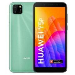 Huawei Y5p 2020 32GB 2GB RAM DualSIM, (Kártyafüggetlen), Mobiltelefon, zöld
