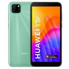 Huawei Y5p 2020 32GB 2GB RAM DualSIM, Mobiltelefon, zöld