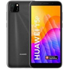 Huawei Y5p 2020 32GB 2GB RAM DualSIM, (Kártyafüggetlen), Mobiltelefon, fekete