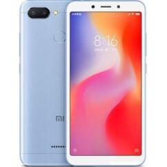 Xiaomi Redmi 6 64GB DualSIM, Mobiltelefon, kék