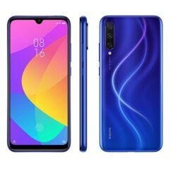 Xiaomi Mi A3 64GB DualSIM, Mobiltelefon, kék