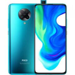 Xiaomi Poco F2 Pro 5G 128GB 6GB RAM DualSIM, Mobiltelefon, kék