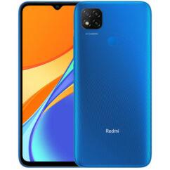 Xiaomi Redmi 9C 32GB 2GB RAM DualSIM, (Kártyafüggetlen 1 év garancia), Mobiltelefon, kék