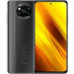 Xiaomi Poco X3 NFC 128GB 6GB RAM DualSIM, Mobiltelefon, fekete