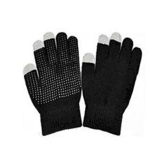 Érintő kesztyű, FitCase Wool Size L