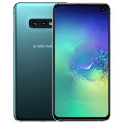 Samsung G970 Galaxy S10E 128GB DualSIM, (Kártyafüggetlen 1 év garancia), Mobiltelefon, zöld
