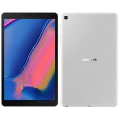 Samsung T515 Galaxy Tab A 10.1 Wifi 4G 32GB 2GB RAM (1 év garancia), Tablet, ezüst