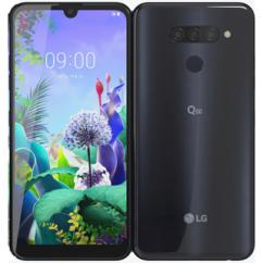 LG X525 Q60 64GB 3GB RAM DualSIM, Mobiltelefon, fekete