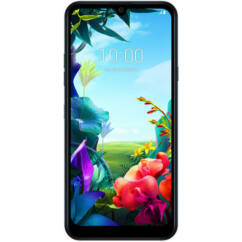 LG X430EM K40S 32GB DualSIM, 2GB (Kártyafüggetlen 1 év garancia), Mobiltelefon, fekete