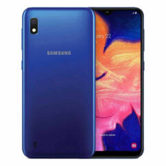 Samsung A107 Galaxy A10S 32GB 2GB RAM DualSIM, (Kártyafüggetlen 1 év garancial), Mobiltelefon, kék