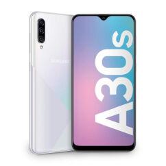 Samsung A307F Galaxy A30S 64GB 4GB RAM DualSIM, (Kártyafüggetlen 1 év garancia), Mobiltelefon, fehér