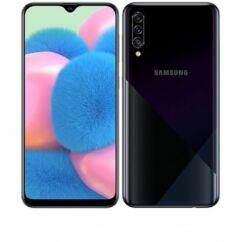 Samsung A307F Galaxy A30S 64GB 4GB RAM DualSIM, (Kártyafüggetlen 1 év garancia), Mobiltelefon, fekete