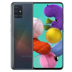 Samsung A715 Galaxy A71 128GB 6GB RAM DualSIM, Mobiltelefon, fekete