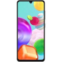 Samsung A415 Galaxy A41 64GB 4GB RAM DualSIM, (Kártyafüggetlen 1 év garancia), Mobiltelefon, fekete