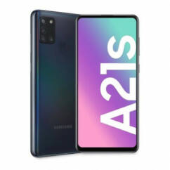 Samsung A217F Galaxy A21S 32GB 3GB RAM DualSIM, Mobiltelefon, fekete