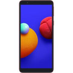 Samsung A013F Galaxy A01 Core 16GB 1GB RAM DualSIM, (Kártyafüggetlen 1 év garancia +Domino Fix Kártyával), Mobiltelefon, kék