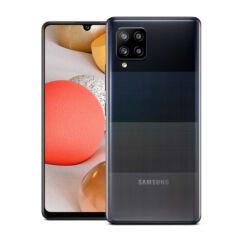 Samsung A426B Galaxy A42 5G 128GB 4GB RAM DualSIM, (Kártyafüggetlen 1 év garancia), Mobiltelefon, fekete