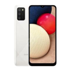 Samsung A025F Galaxy A02S 32GB 3GB RAM DualSIM, Mobiltelefon, fehér