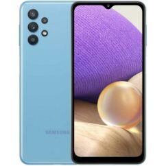 Samsung A325F Galaxy A32 128GB 4GB RAM DualSIM, Mobiltelefon, kék