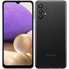 Samsung A325F Galaxy A32 128GB 4GB RAM DualSIM, Mobiltelefon, fekete