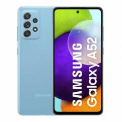 Samsung A525F Galaxy A52 128GB 6GB Ram DualSIM, Mobiltelefon, kék