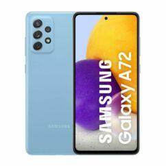 Samsung A725F Galaxy A72 128GB 6GB RAM DualSIM, Mobiltelefon, kék