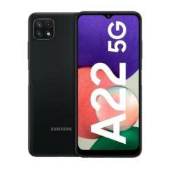 Samsung A226B Galaxy A22 5G 128GB 4GB RAM DualSIM, Mobiltelefon, fekete