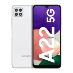 Samsung A226B Galaxy A22 5G 64GB 4GB RAM DualSIM, Mobiltelefon, fehér