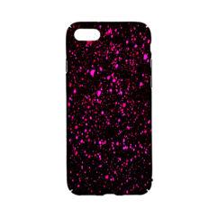 Huawei Mate 10 Lite, Hátlap tok, Splash, fekete-rózsaszín