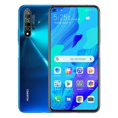 Huawei Nova 5T 128GB 6GB Ram DualSIM, (Kártyafüggetlen 1 év garancia), Mobiltelefon, kék